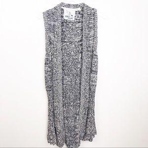 ANTHROPOLOGIE l Lavender & Thistle Knit Cardigan